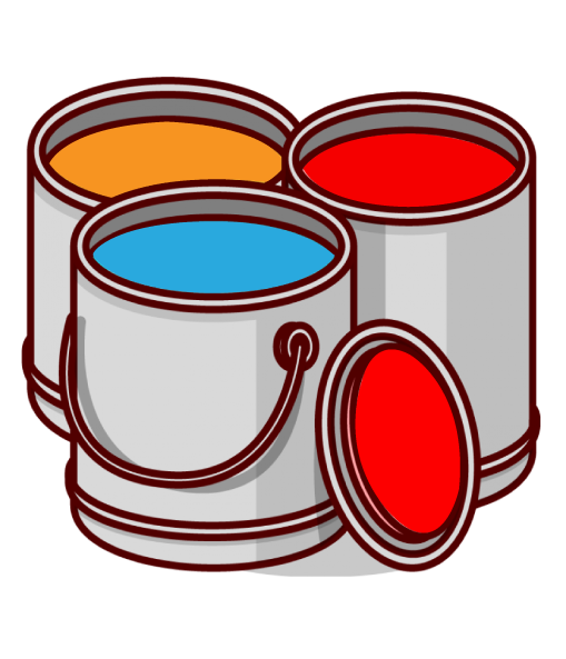 Paint Cans - Commercial Painting Services