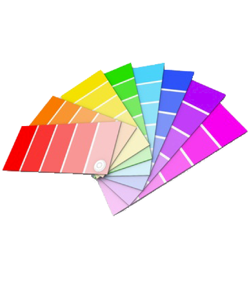Paint Samples for Interior and Exterior Painting