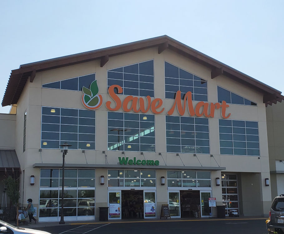 Savemart Commercial Exterior Painting Project